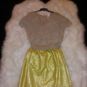 Women's skirt set